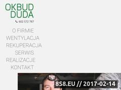 Miniaturka domeny wentylacja-duda.pl