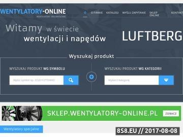 Zrzut strony Wentylatory ebm-papst