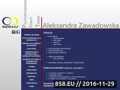 Miniaturka Coaching, rozwój osobisty - Trójmiasto (www.werall.pl)