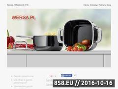 Miniaturka domeny www.wersa.pl