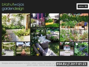 Zrzut strony Projektowanie ogrodów Śląsk
