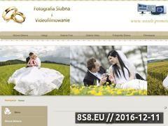 Miniaturka domeny www.wesele.promotis.pl