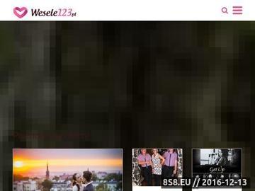 Zrzut strony Fotograf ślub