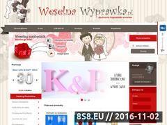 Miniaturka domeny weselnawyprawka.pl