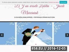 Miniaturka domeny www.weselnyhit.pl