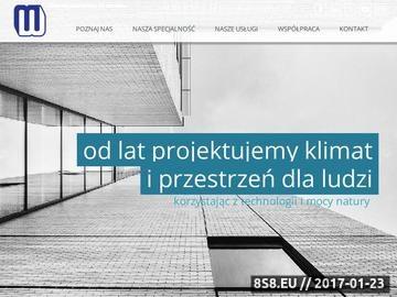 Zrzut strony Projektowanie ogrzewania - Wesołowski sp. z o.o.