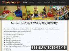 Miniaturka domeny www.wesolyporanek.pl