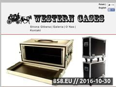 Miniaturka domeny westerncases.pl
