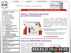 Miniaturka domeny www.wf-mag.pl