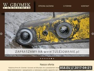 Zrzut strony Marmur Warszawa