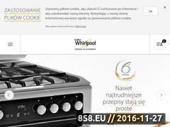 Miniaturka domeny www.whirlpool.pl