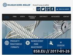 Miniaturka domeny whm.pl