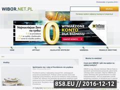 Miniaturka domeny wibor.net.pl