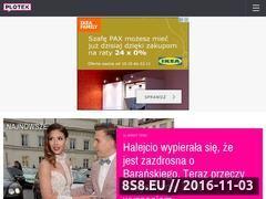 Miniaturka domeny www.widelec.pl