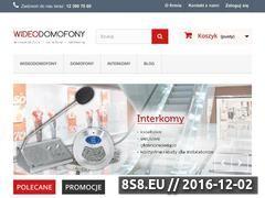 Miniaturka domeny wideodomofon-sklep.pl