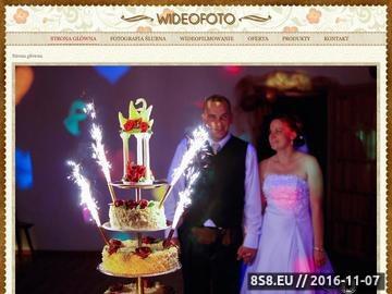 Zrzut strony Wideofilmowanie ślubów Bydgoszcz