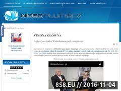 Miniaturka domeny wideotlumacz.pl