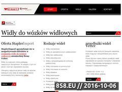 Miniaturka domeny widlydowozkowwidlowych.pl