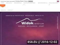 Miniaturka domeny www.widok-centrum.pl