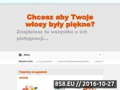 Miniaturka domeny wiecejwlosow.com