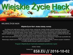 Miniaturka domeny wiejskie-zycie-hack.pl