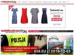 Miniaturka domeny www.wieliczkacity.pl