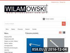 Miniaturka domeny wilamowski.com.pl