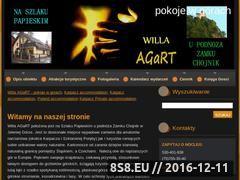 Miniaturka domeny willa-agart.webnode.com