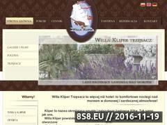 Miniaturka domeny www.willa-kliper.pl