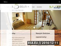 Miniaturka domeny willa5dolin.pl
