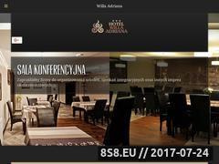Miniaturka Hotel Płock (www.willaadriana.pl)