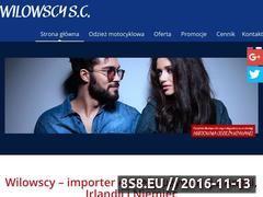 Miniaturka domeny wilowscy.pl