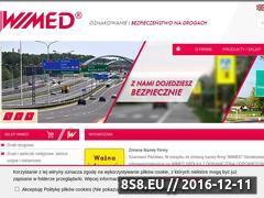 Miniaturka domeny www.wimed.pl