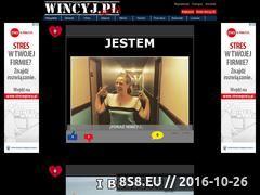Miniaturka domeny wincyj.pl