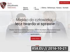 Miniaturka domeny www.windykacja-bon.pl