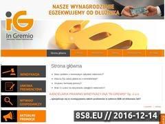 Thumbnail of Windykacja - polska firma windykacyjna Website
