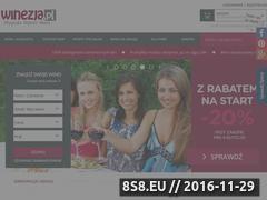 Miniaturka domeny winezja.pl