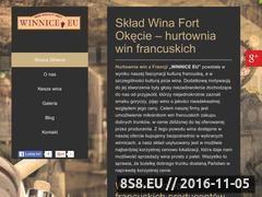 Miniaturka domeny winnice.eu