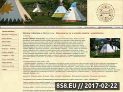 Miniaturka domeny wioskaindianska.pl