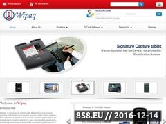 Thumbnail of ID card printers, time attendance and access control Website