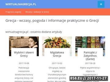 Zrzut strony Grecja