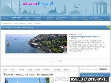 Zrzut strony Turcja