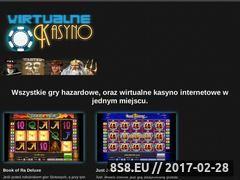 Miniaturka domeny wirtualnekasyno.pl