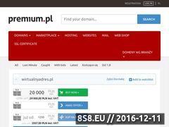 Miniaturka domeny www.wirtualnyadres.pl