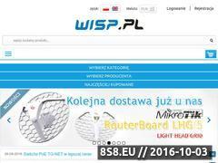 Miniaturka domeny www.wisp.pl