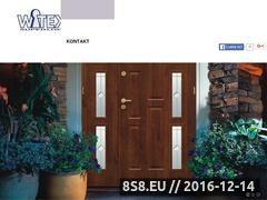 Miniaturka domeny www.witexsuperlock.pl