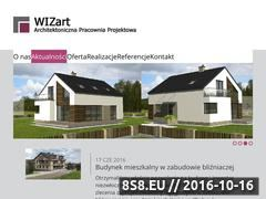 Miniaturka domeny www.wizart.net.pl