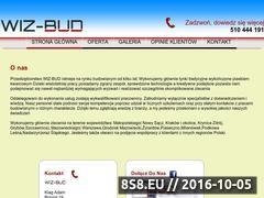Miniaturka domeny wizbud-tynki.pl