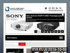 Miniaturka Sklep internetowy (www.wizualizer.pl)