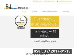 Miniaturka domeny www.wizytowki.poznan.pl